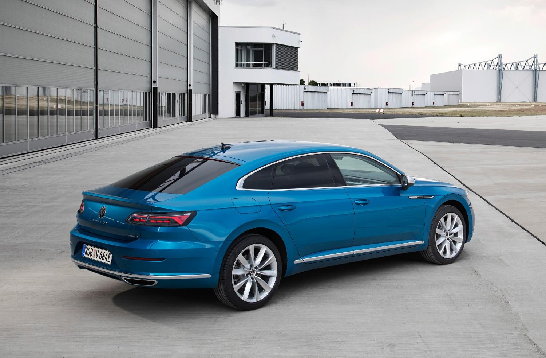 Volkswagen Arteon eHybrid