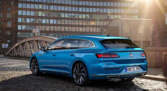 Volkswagen Lance Le Moteur Ehybrid Chez Arteon Et Arteon Shooting