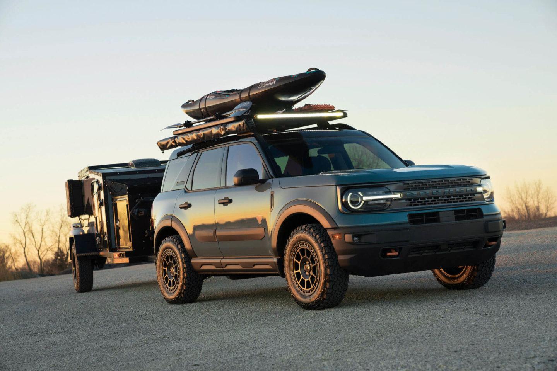 Ford Bronco Sport SEMA