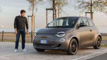 Nouvelle Fiat 500 En Vidéo. Le Meilleur 100% électrique Du