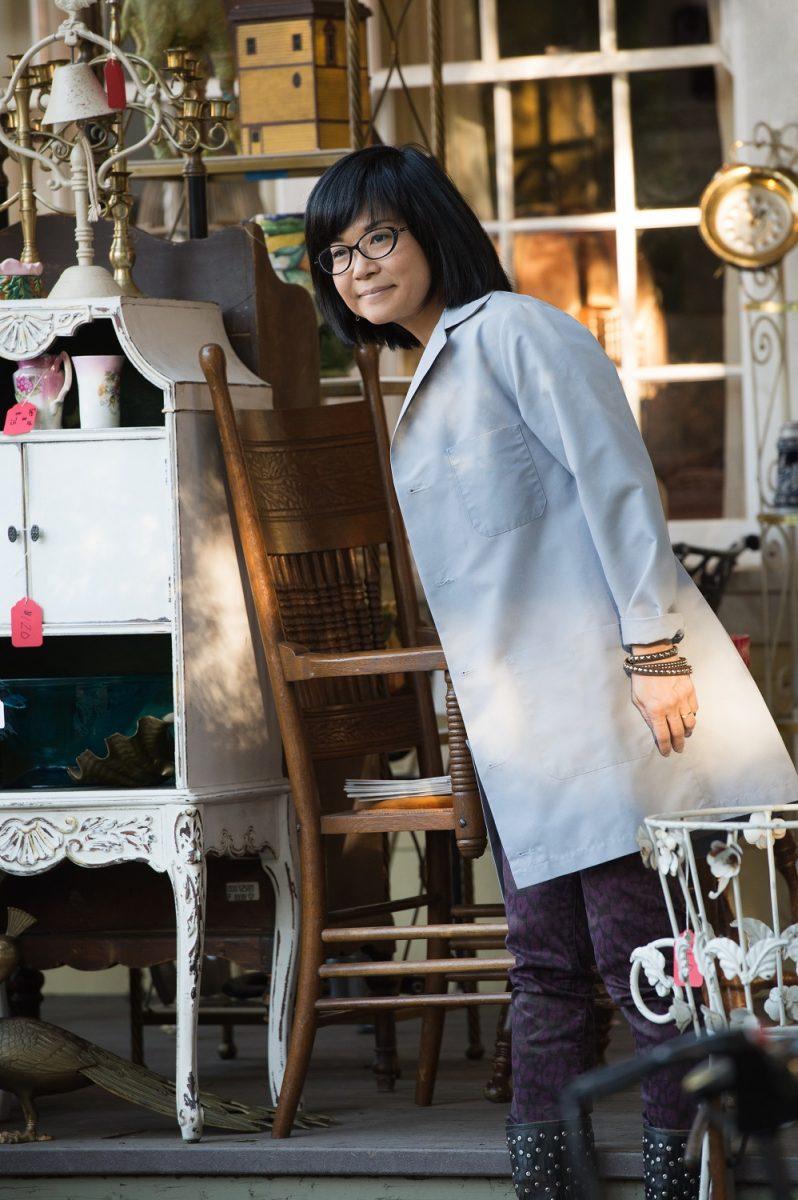Keiko Agena comme Lane Kim dans 'Gilmore Girls: Une année dans la vie'