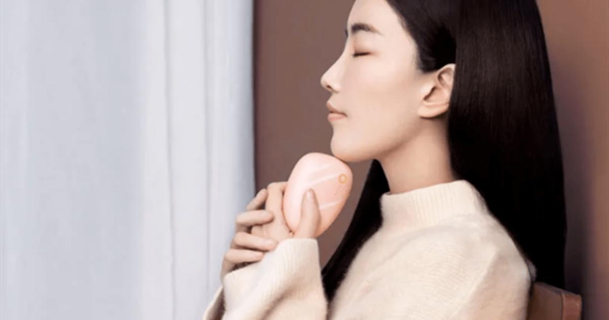 Xiaomi a lancé un chauffe-mains qui est également un powerbank