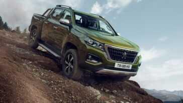 Peugeot Landtrek. Revenir Au Segment Des Pick Up, Mais Uniquement En