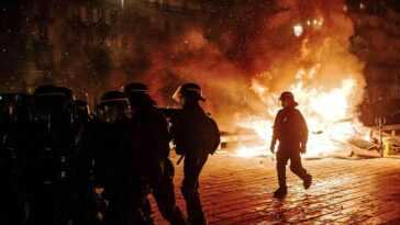 La Marche Pour La Liberté En France Fait Déjà 62