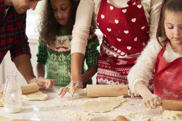 Dans La Boulangerie De Noël: 9 Aides Pratiques Pour La