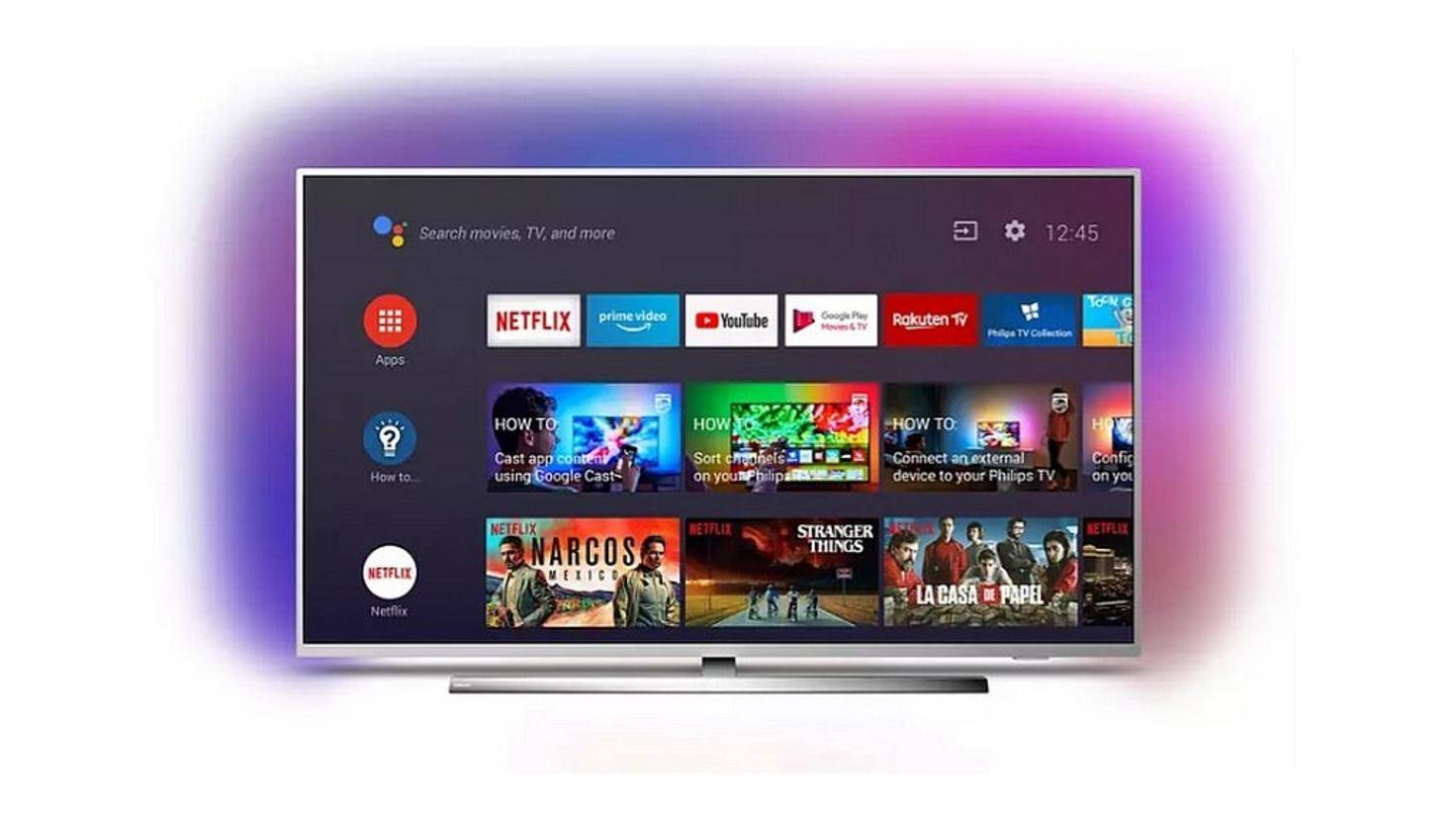 Téléviseur Android Philips PUS 7354