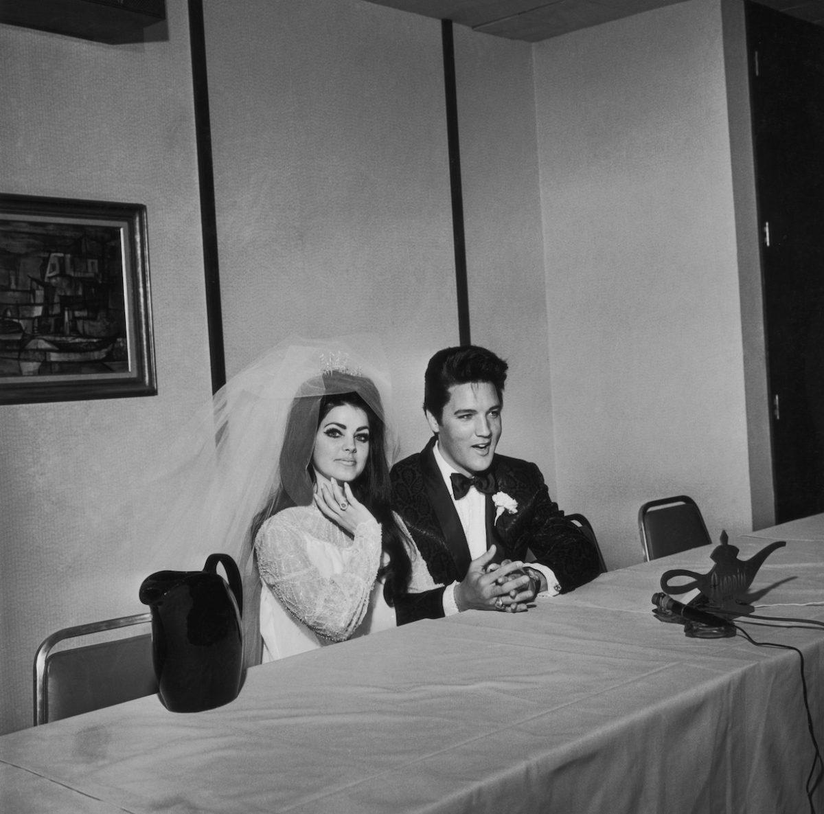 Le mariage de Presley