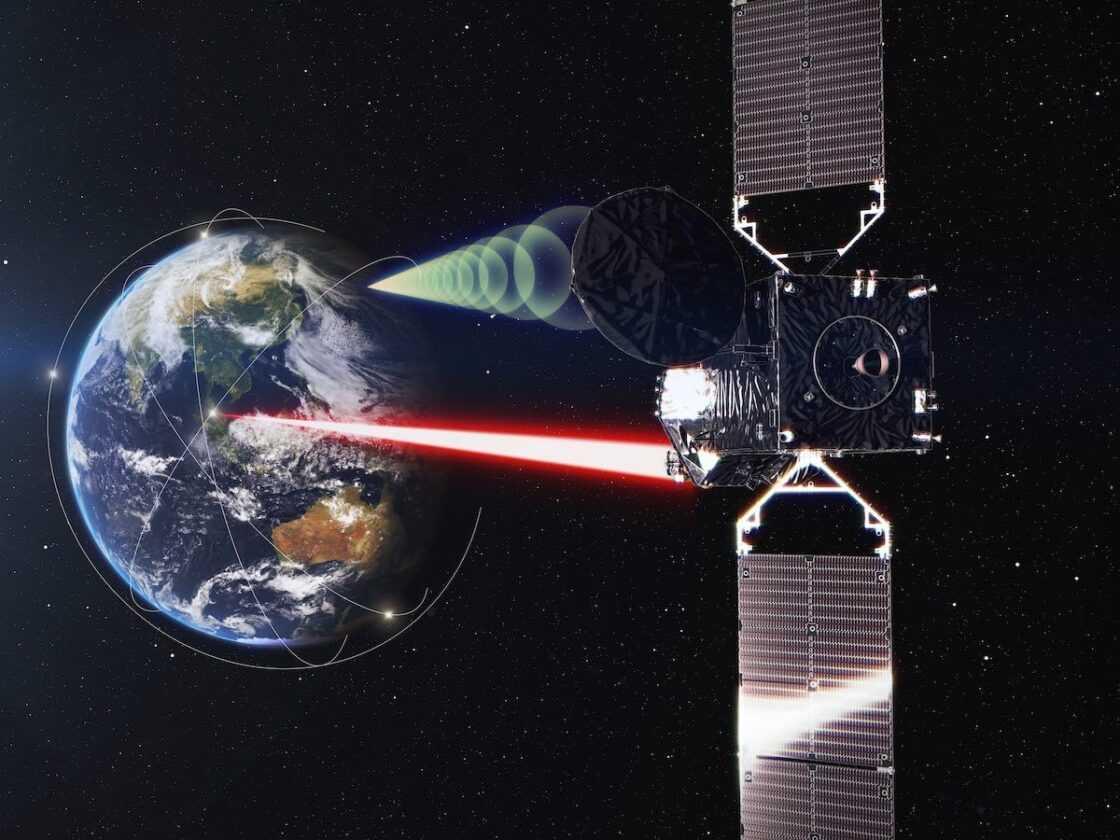 Le Japon Lance Un Satellite Relais Avancé Avec Une Technologie