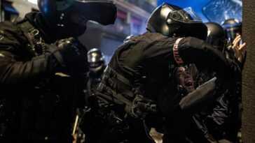 Le Parquet Recommande L'arrestation Provisoire De Trois Des Policiers Qui