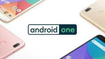 3 ans après le lancement du légendaire Xiaomi Mi A1, Android One est en train de mourir