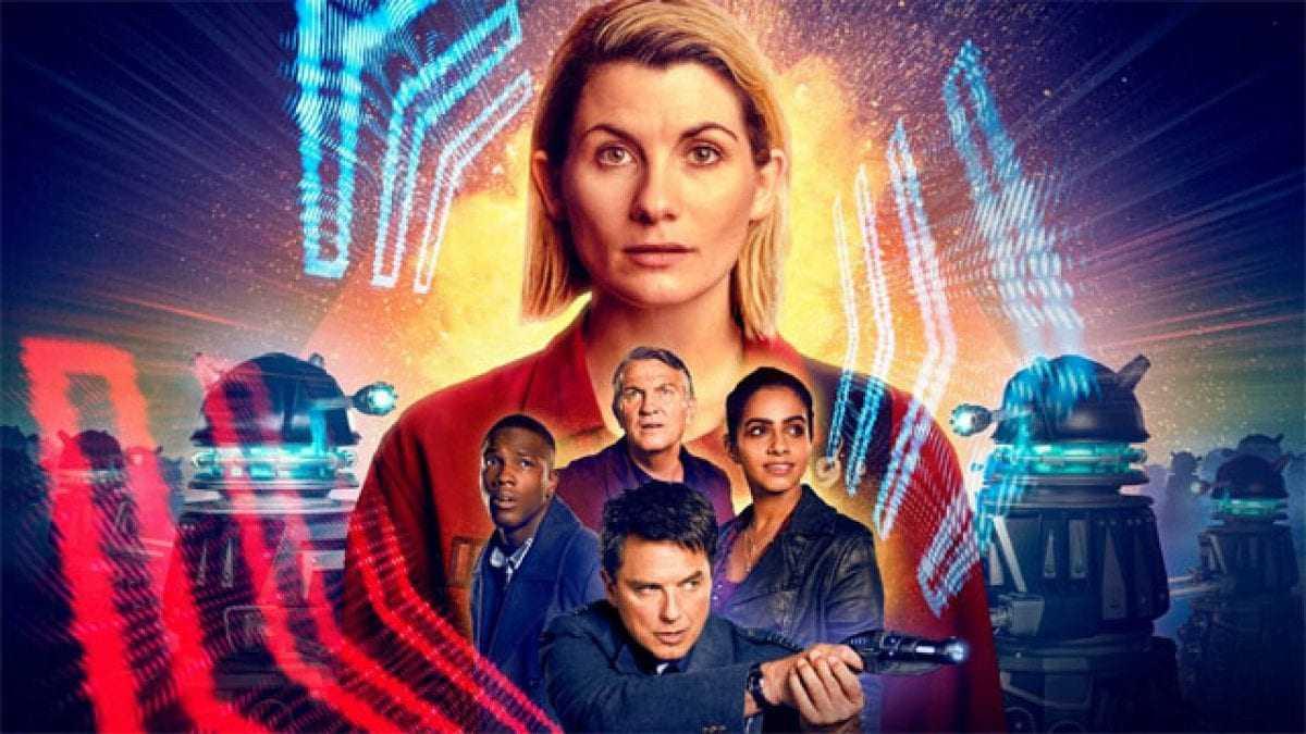 La Bande Annonce Complète De 'doctor Who: Revolution Of The Daleks'