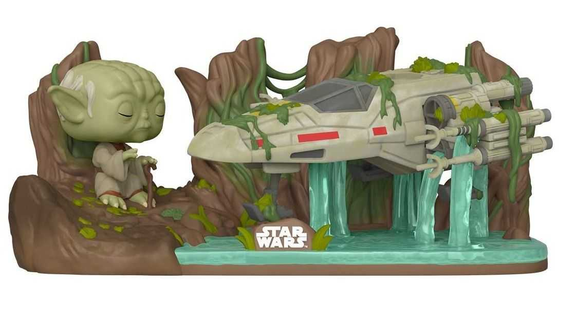 Utilisez La Force Avec Ces Star Wars Funko Pop! Affaires
