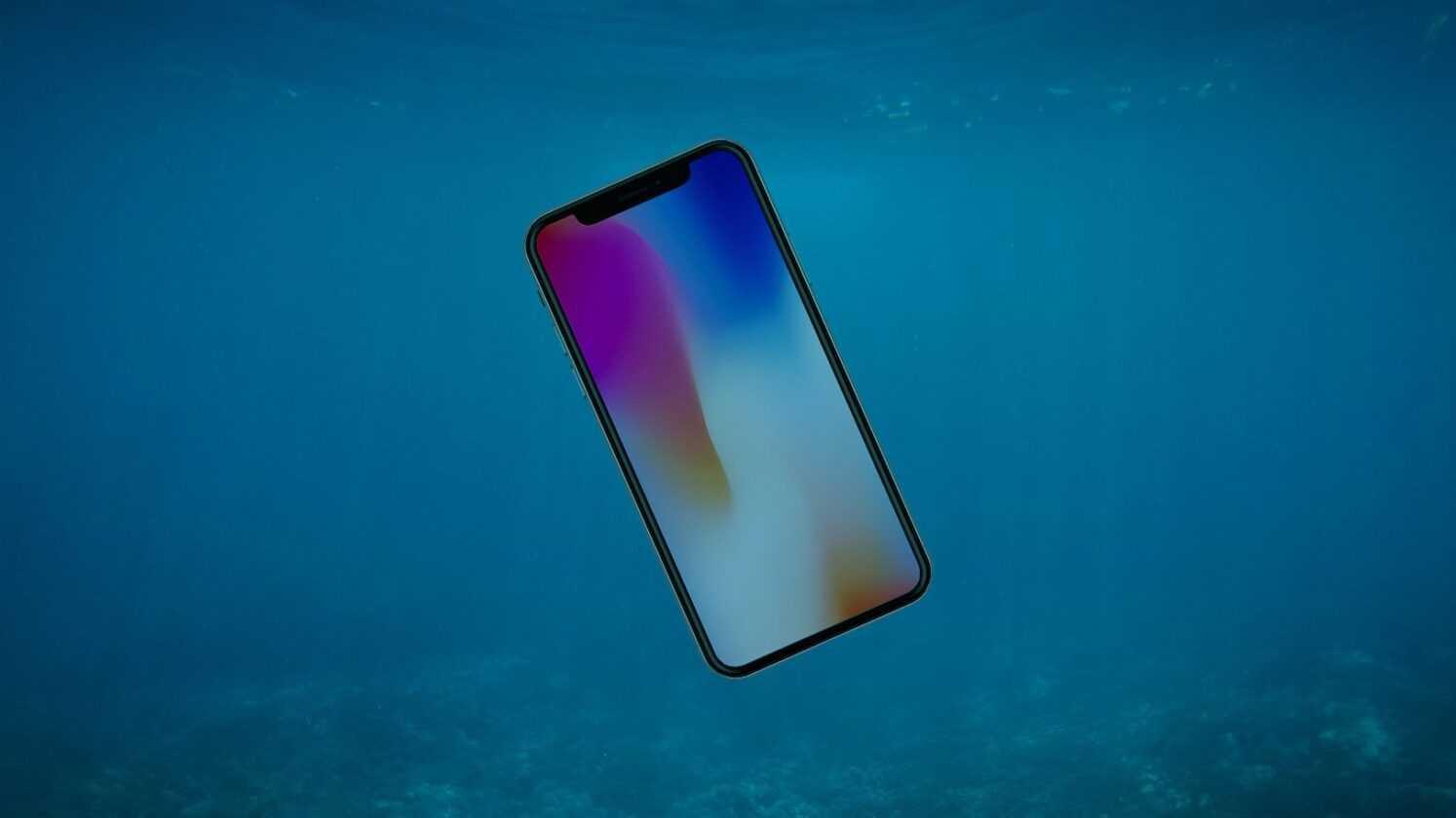 """""""les Iphones Ne Sont Pas Totalement étanches"""": Apple Condamné à"""