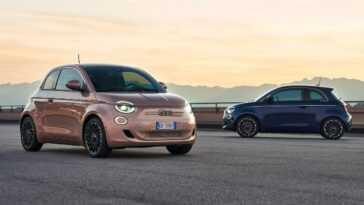 Fiat 500e. Le Premier électrique De Fiat