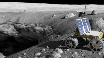 Moon Pit Diver: Ce Petit Rover Pourrait Explorer Le Monde