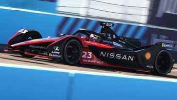 La Formule E. Nissan E.dams Veut Le Titre De Félix