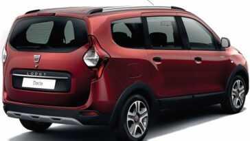 Dacia Remplacera Lodgy Par Un Suv Sept Places