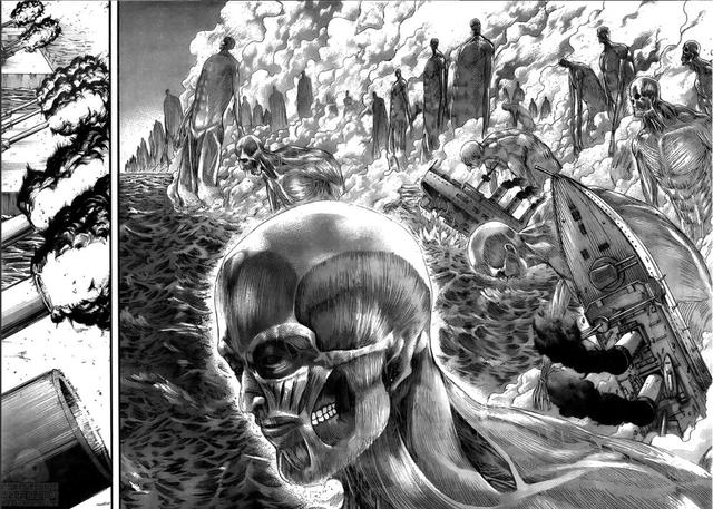 Le Rumble of the Earth, le plan pour mettre fin à l'humanité (Photo: Kodansha)
