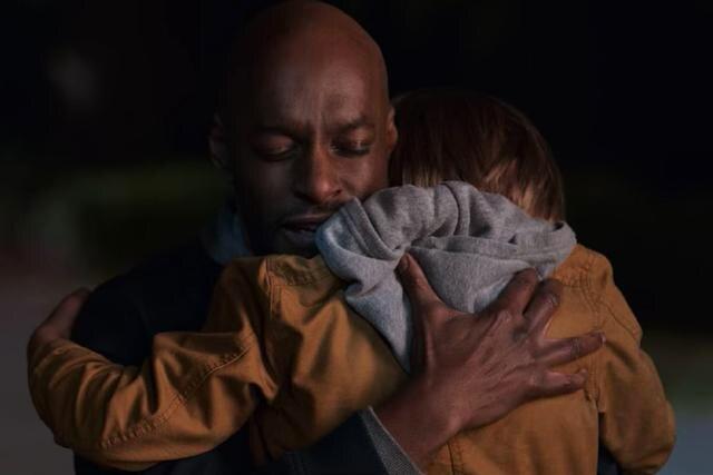 Colin Lawrence reviendra en tant que John «Preacher» Middleton dans la troisième saison de «Virgin River» (Photo: Netflix)