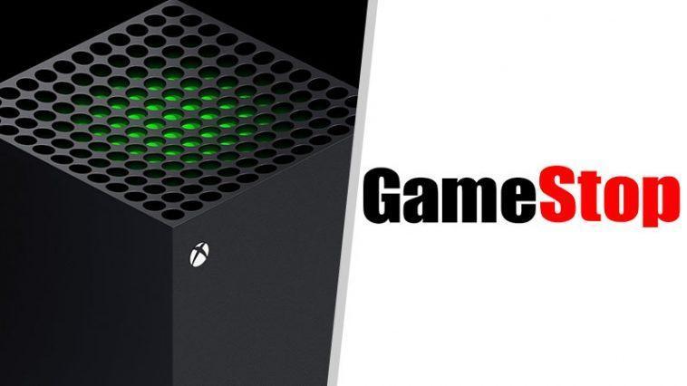 Achetez La Xbox Series X Maintenant Sur Gamestop, à Nouveau