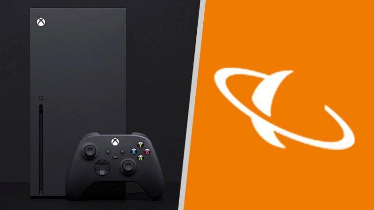Achetez La Xbox Series X Pour Le Lancement Aujourd'hui Chez