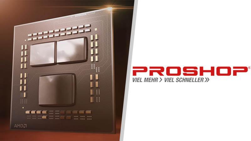 Achetez La Série Amd Ryzen 5000 Maintenant Chez Proshop, Processeur