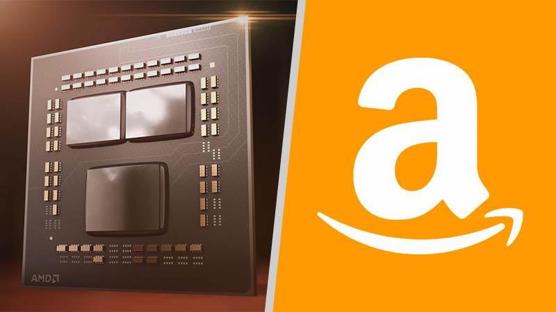 Achetez La Série Ryzen 5000 Sur Amazon, De Nouveaux Processeurs