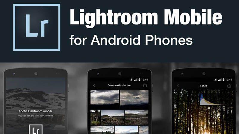 Adobe Lightroom V.6.0 Mod Apk: Téléchargez Et Débloquez Les Fonctionnalités
