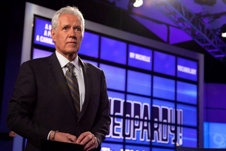 Jeopardy Alex Trebek