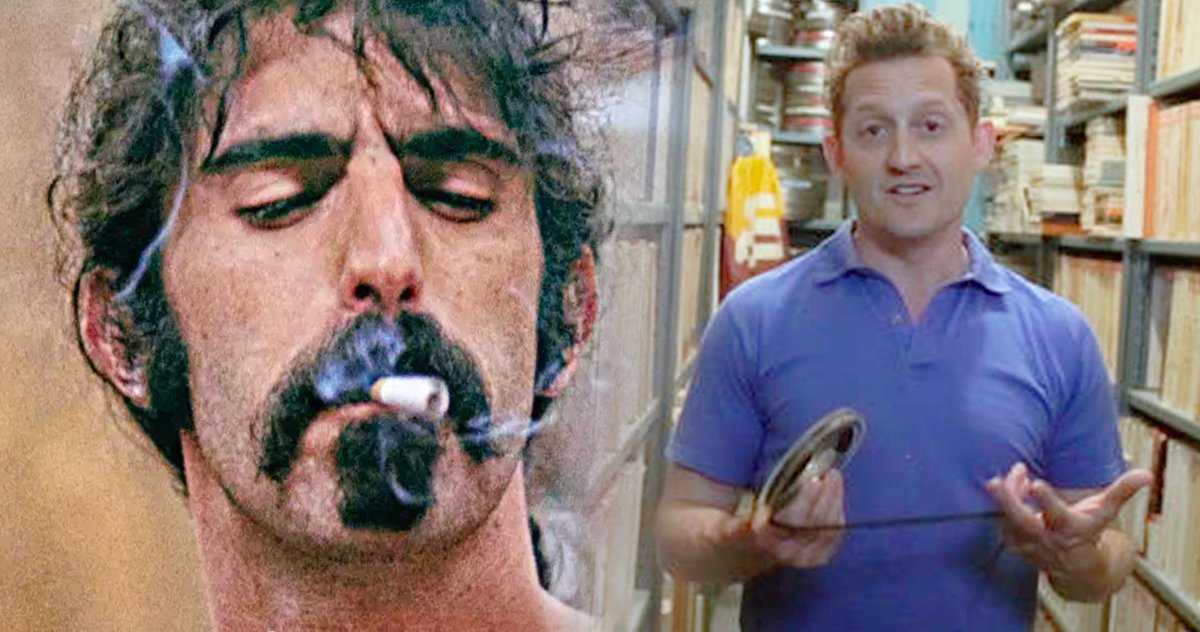 Alex Winter Talks Zappa, His Future Plans With Keanu And