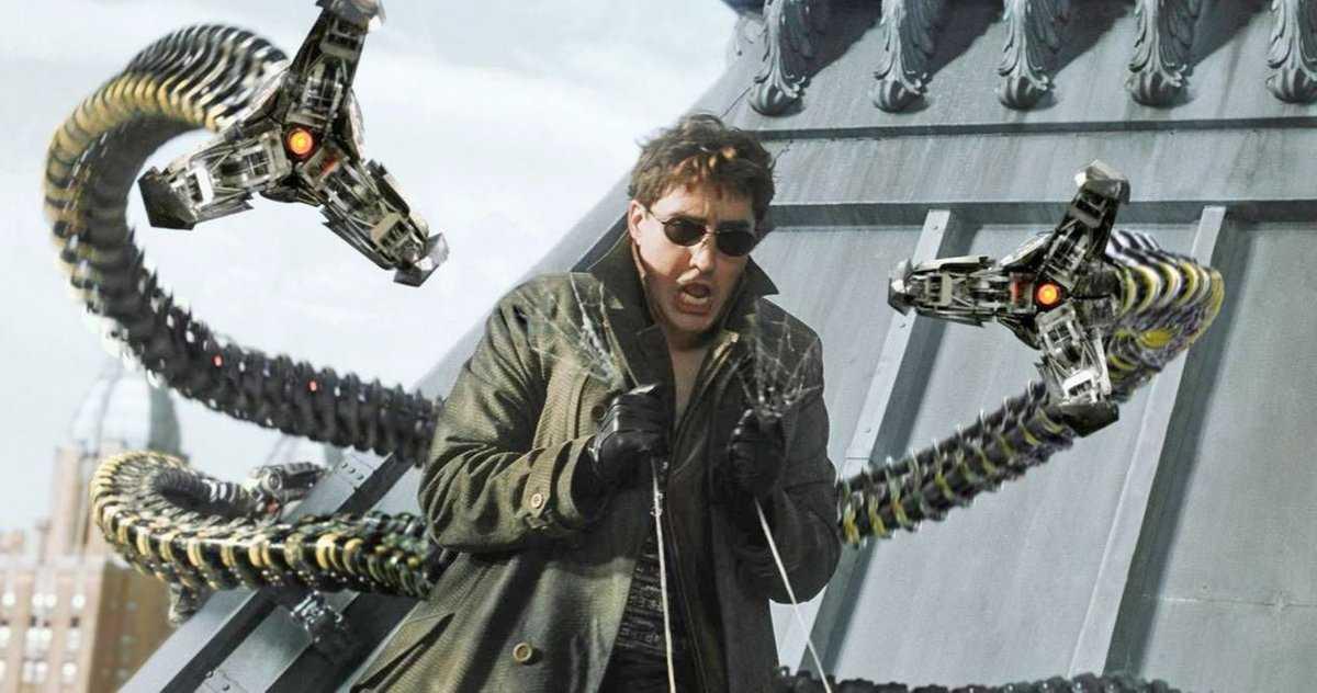 Alfred Molina Revient Il En Tant Que Docteur Octopus Dans Spider Man