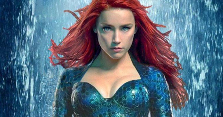 Amber Heard Confirme Le Retour D'aquaman 2 Et Affirme Que