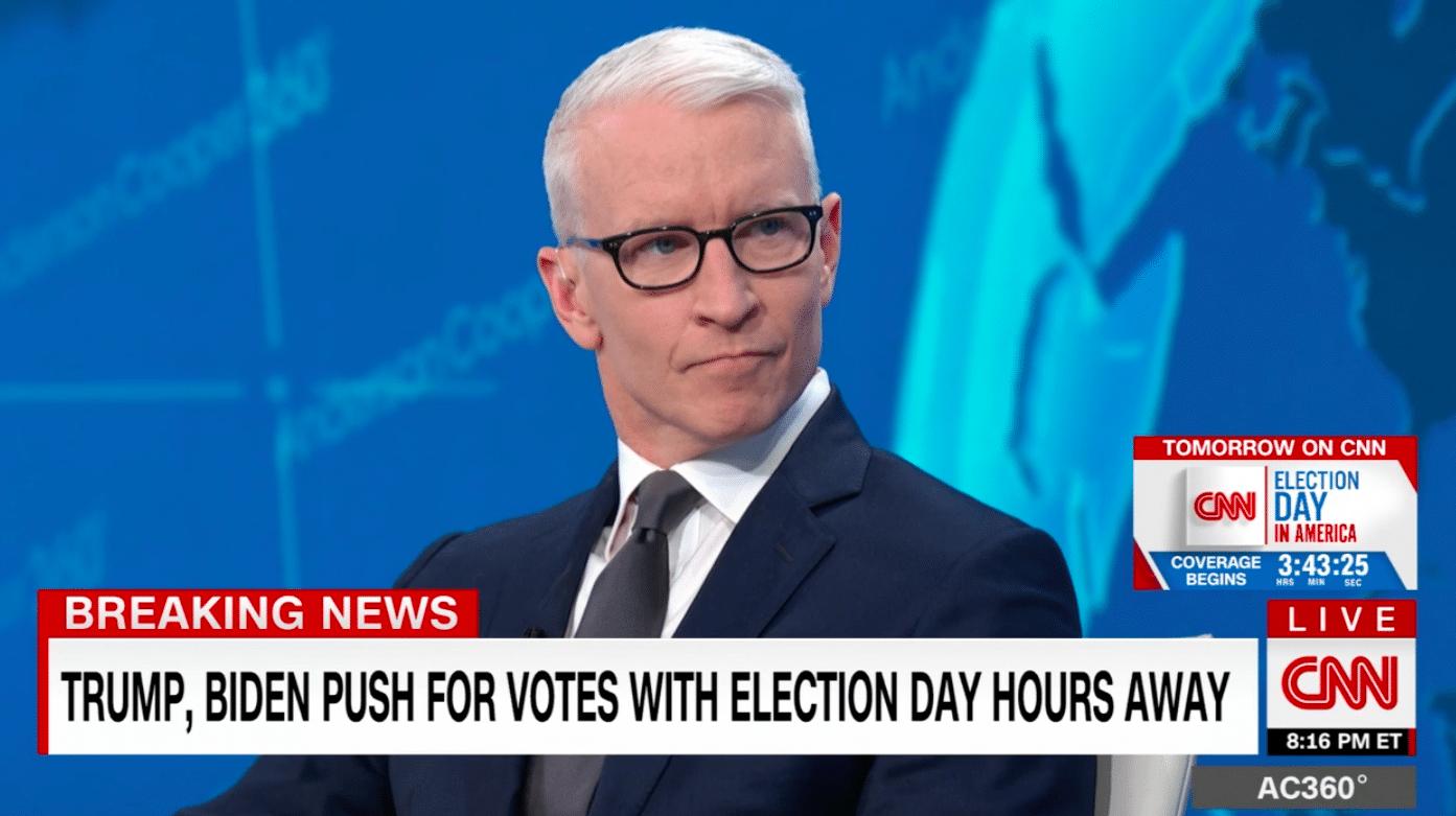 Anderson Cooper Qualifie La Suppression Des électeurs De Donald Trump