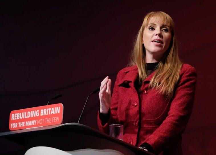 Angela Rayner Du Labour Double Son Soutien Aux Personnes Trans