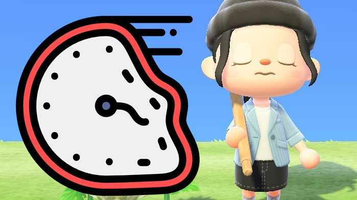 Animal Crossing New Horizons Limite Le Temps De Voyage Pour