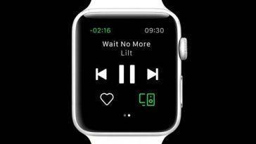 Apple Watch: L'application Spotify Fonctionne Désormais Sans Iphone