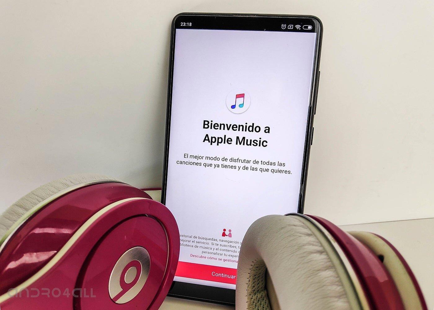 Pocophone Apple Music