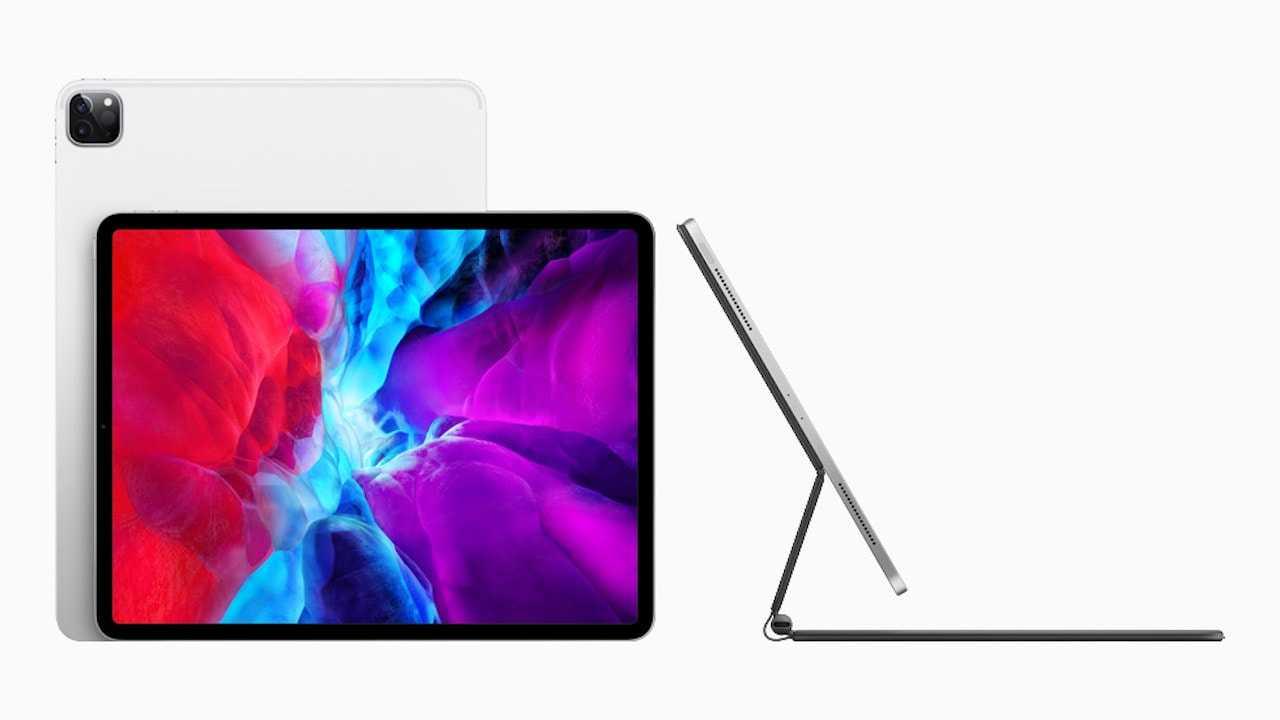 Apple lancera un iPad Pro 12,9 pouces avec un écran MiniLED en avril: rapport