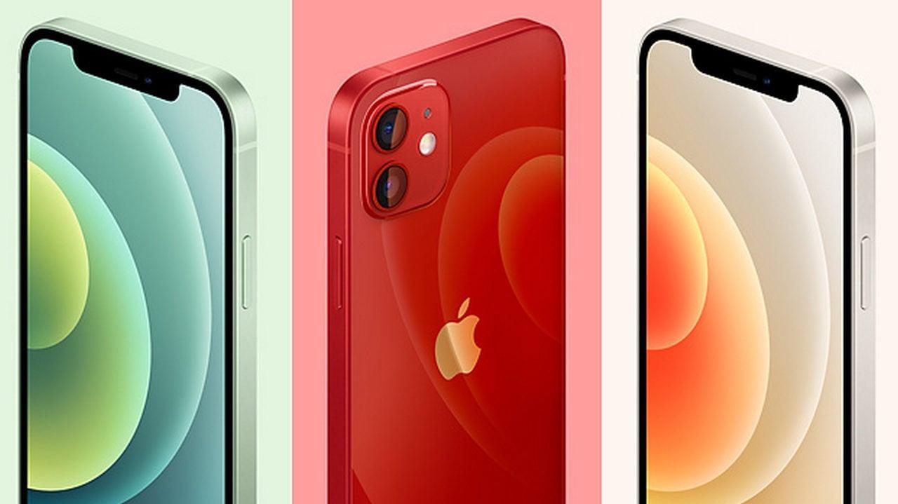 Apple Iphone 12 Mini Serait En Proie à Des écrans