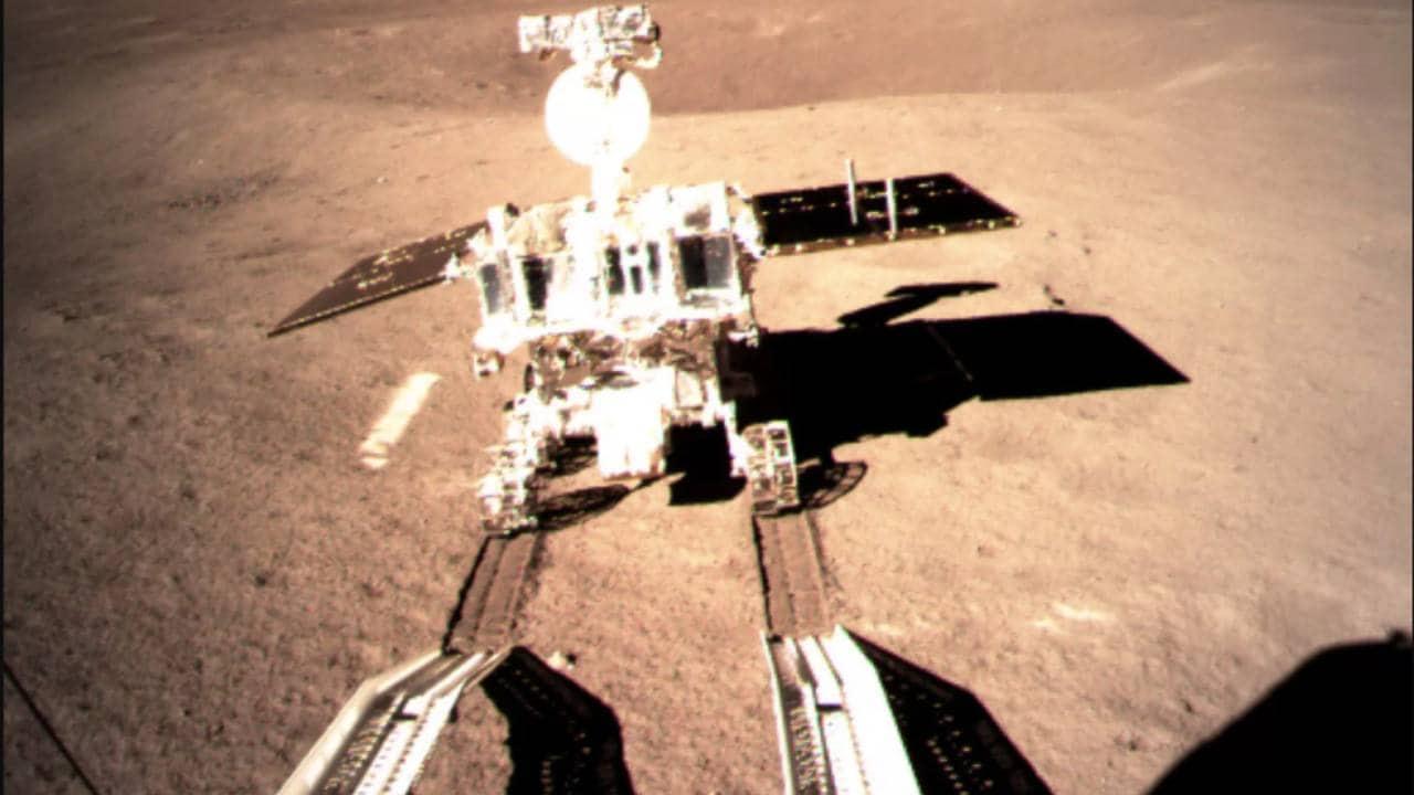 Nuit-nuit: la sonde lunaire Chinas Change-4 passe en sommeil pendant les 14 prochains jours en raison du manque de lumière du soleil