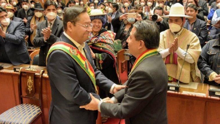 Arce Affronte La Bolivie Socialiste Prometteuse