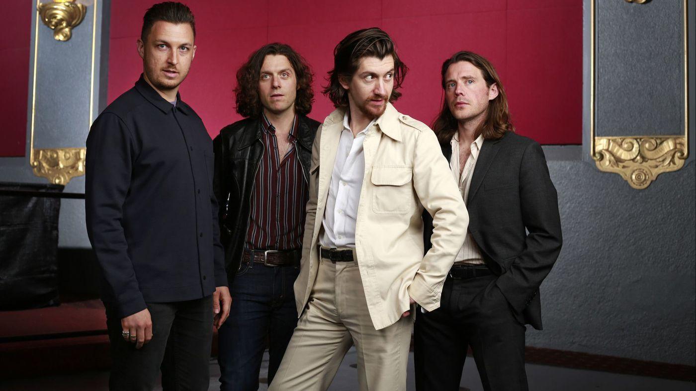 Arctic Monkeys Lance Le Premier Aperçu De Son Nouvel Album