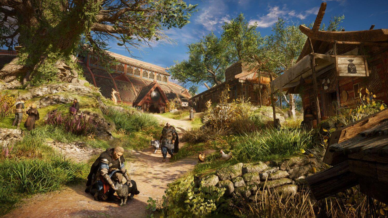 Assassin's Creed Valhalla: Comment Fonctionne La Colonie Et Toutes Les