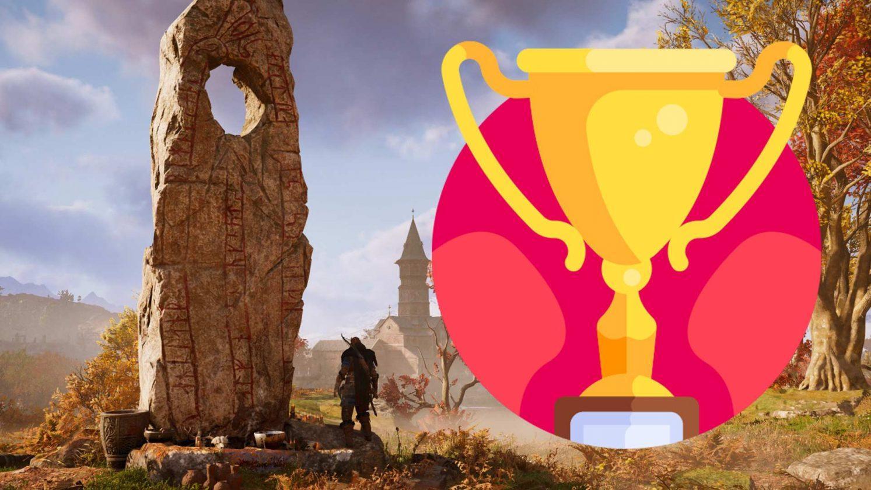 Assassin's Creed Valhalla: Tous Les Trophées Du Platine En Un