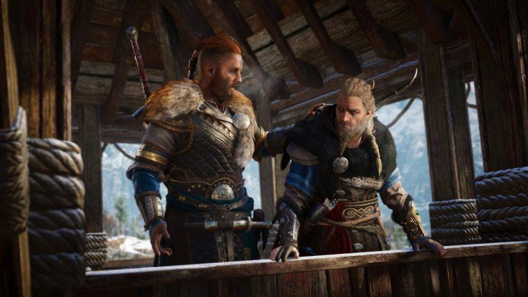 Assassin's Creed Valhalla: Une Nouvelle Bande Annonce Nous Donne Un Aperçu