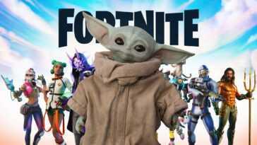 Baby Yoda Et Mando Apparaissent Pour Fortnite, La Saison 5 Leak