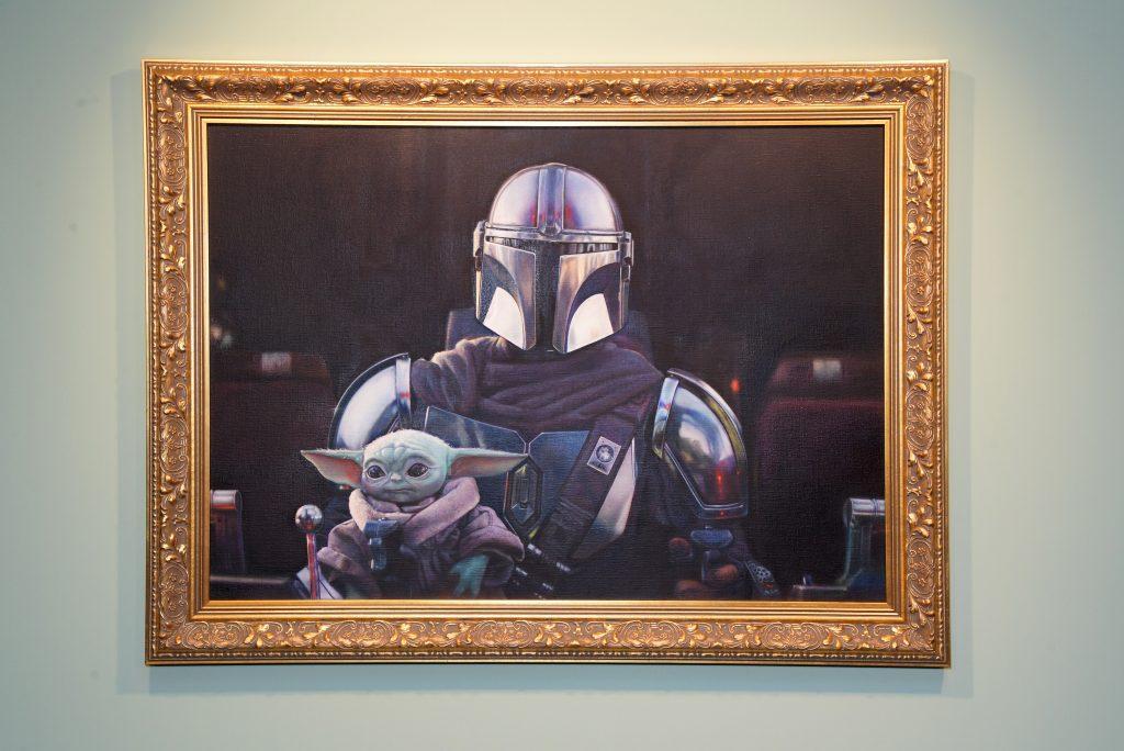 'Le Mandalorien et l'enfant' un portrait spécial