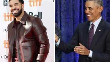 Barack Obama Autorise Drake à Le Jouer Dans Un Biopic