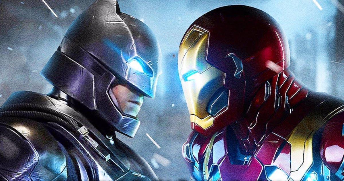 Batman Ou Iron Man: Qui Est Le Super Héros Le Plus
