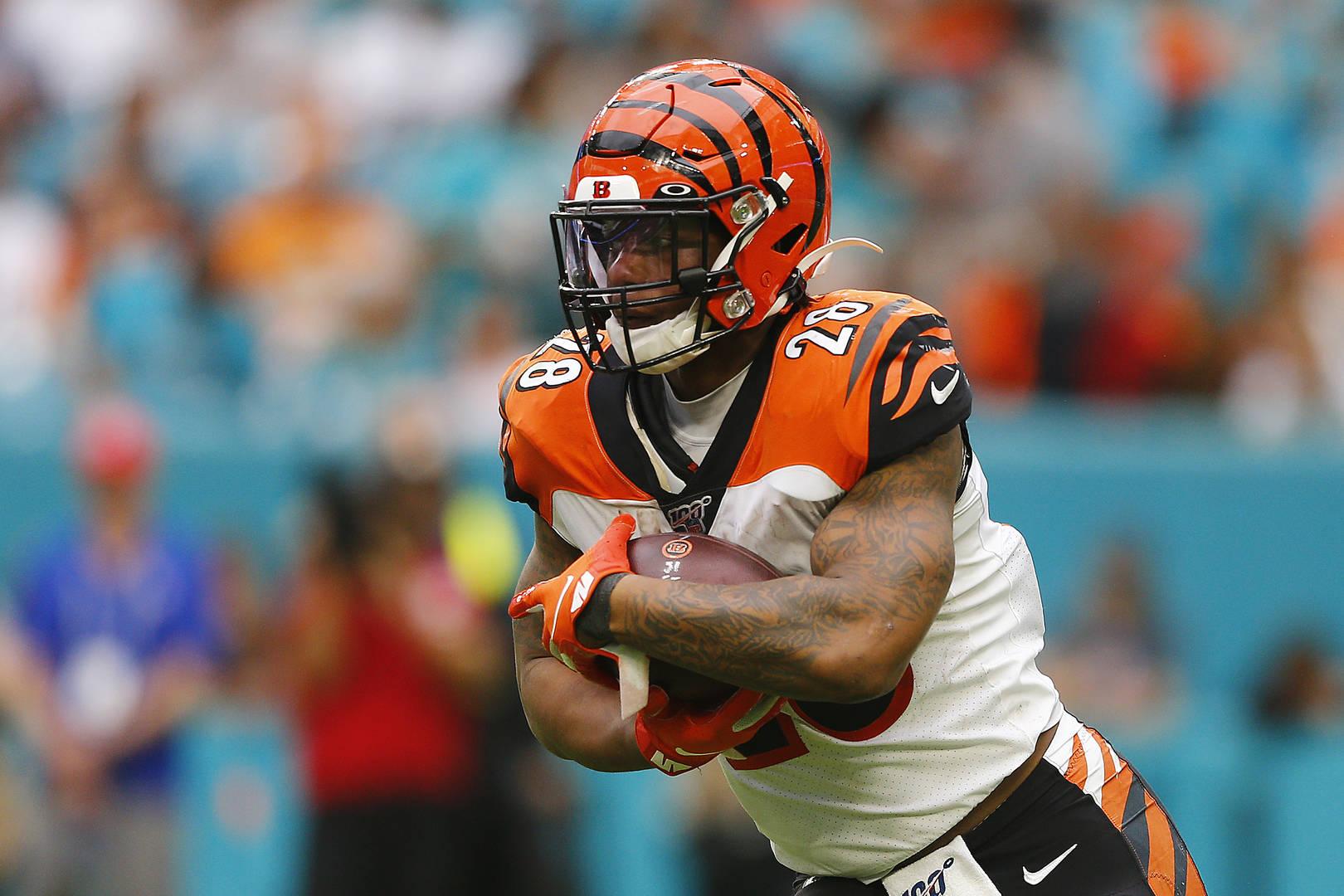 Joe Mixon, Bengals